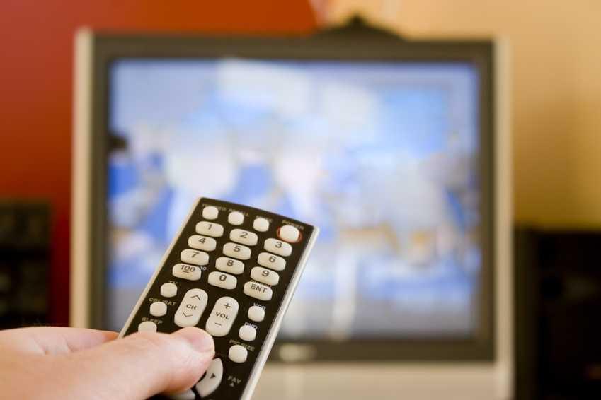 """His biggest TV pet peeve? """"Commercials!"""""""