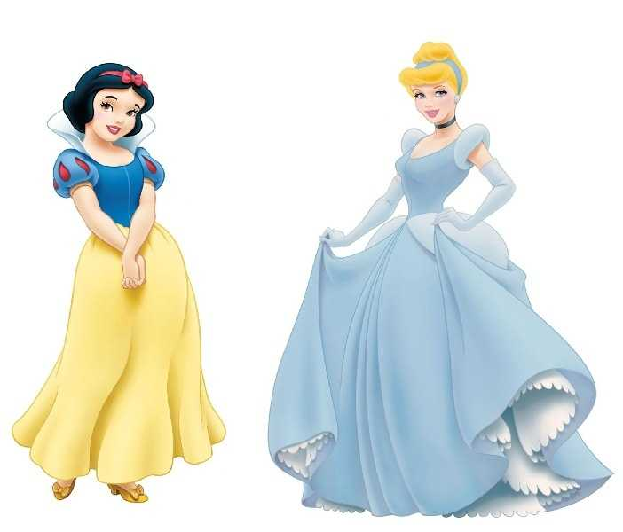 """Melissa's favorite childhood superheroes? """"I loved Snow White and Cinderella. I was a total girly girl."""""""