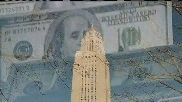 Cities in Nebraska could see millions of dollars in extra sales tax revenue if Gov. Dave Heineman's income tax elimination plan goes through.