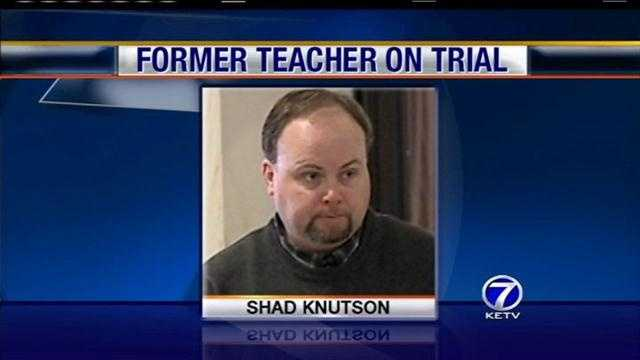 Former teacher to stand trial