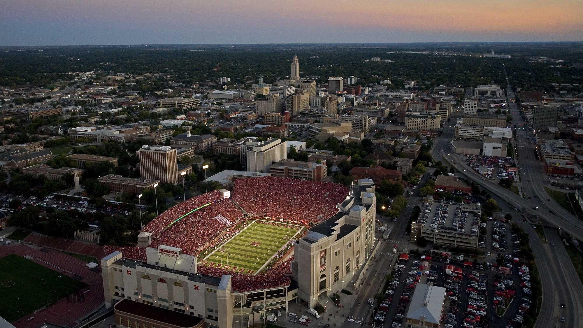 Memorial Stadium-Lincoln
