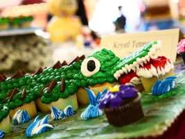 Cake designers got their creative juices flowing for the annual challenge presented by Hy-Vee last year.