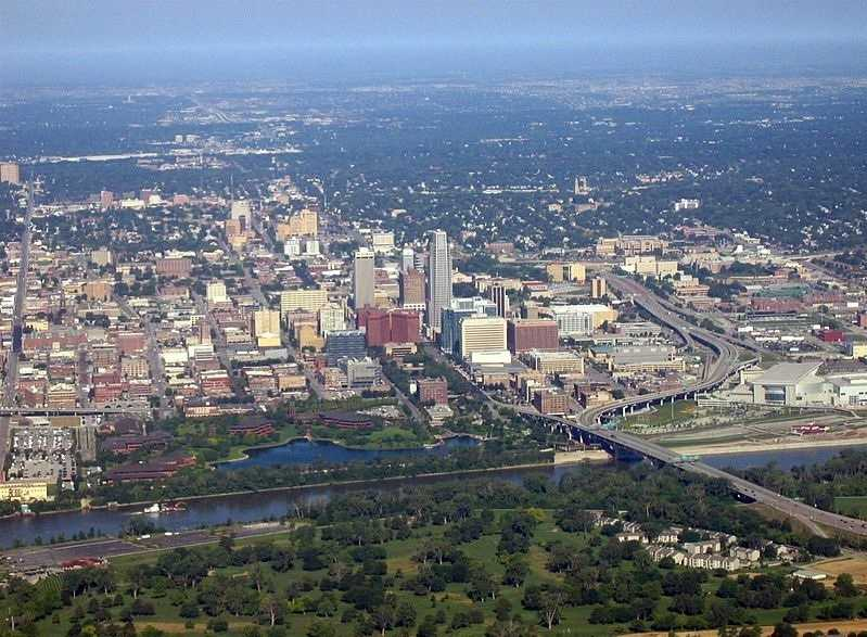 """When he thinks of Omaha, the word that comes to John's mind is """"Home. Something I never would have imagined when I moved here in 1995. But, we love it here. People are outstanding...."""""""