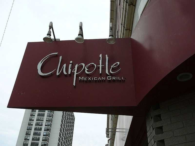 """The food he can't live without? """"Chipotle. While searching for jobs I checked which cities in the running had a Chipotle, and which did not. It wasn't a deciding factor, but I kept a list."""""""