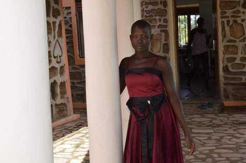 Cecilia, the commissioner Ben Yengi'sfiance