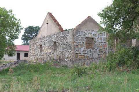 Presbyterian church being built on Healing Kadi