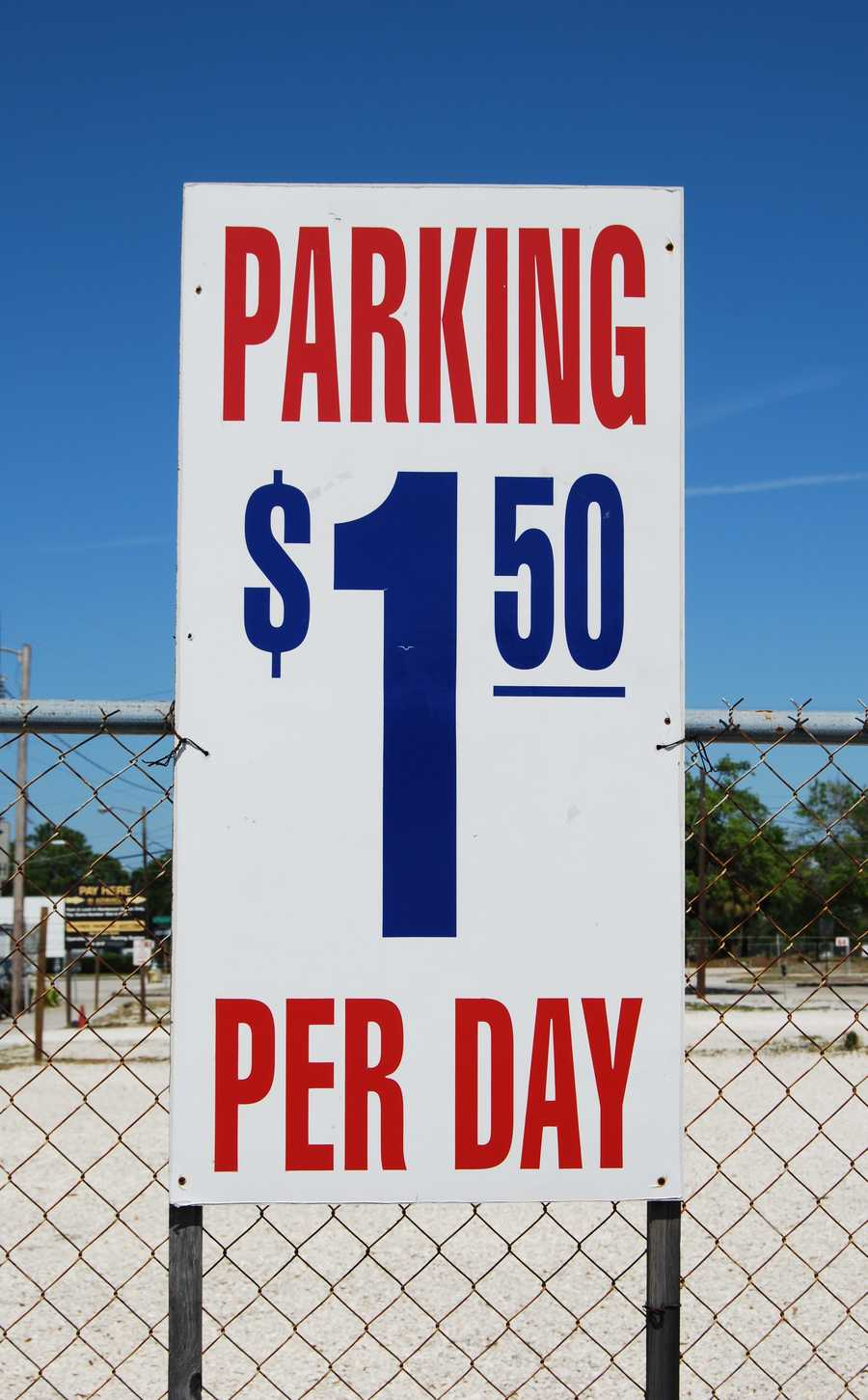 Parking Lot Attendants -- $19,520/Year© Dianall | Dreamstime Stock Photos & Stock Free Images