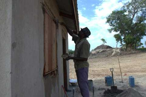 Work at clinic site