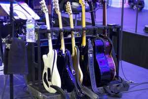 More guitars!