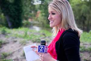 """Her biggest TV pet peeve? """"Editorializing. Let the story speak for itself. As journalists, we're trained to be unbiased and impartial. Our job is to inform you--your job, as a viewer, is to come up with an opinion."""""""