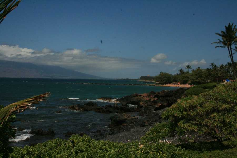 """""""I would love to retire in Maui, Hawaii. My husband and I honeymooned there. We fell in love with everything there: the beaches, culture and beauty. It's absolute paradise."""""""
