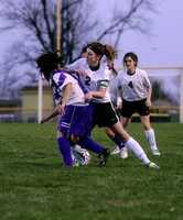 """""""I played sweeper, or midfield. I loved it, and at one point in time, held some records at my high school."""""""