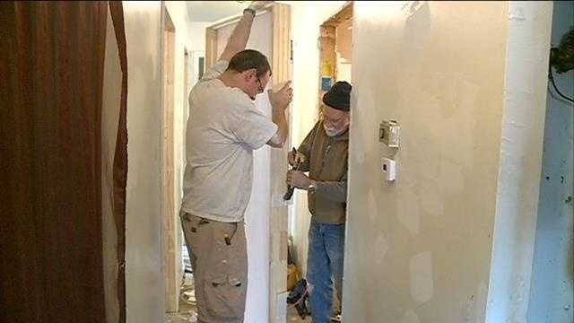 Rebuilding Together is working to make sure residents have safe, comfortable homes.