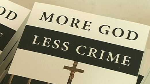 Book- More God, Less Crime