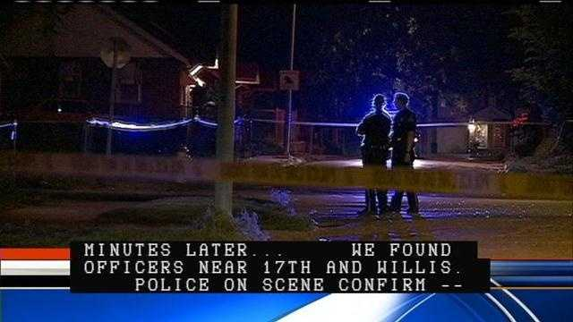 17th and Willis Shooting