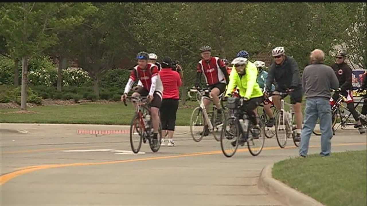 Organizers are checking and rechecking the route for July's RAGBRAI bike ride.