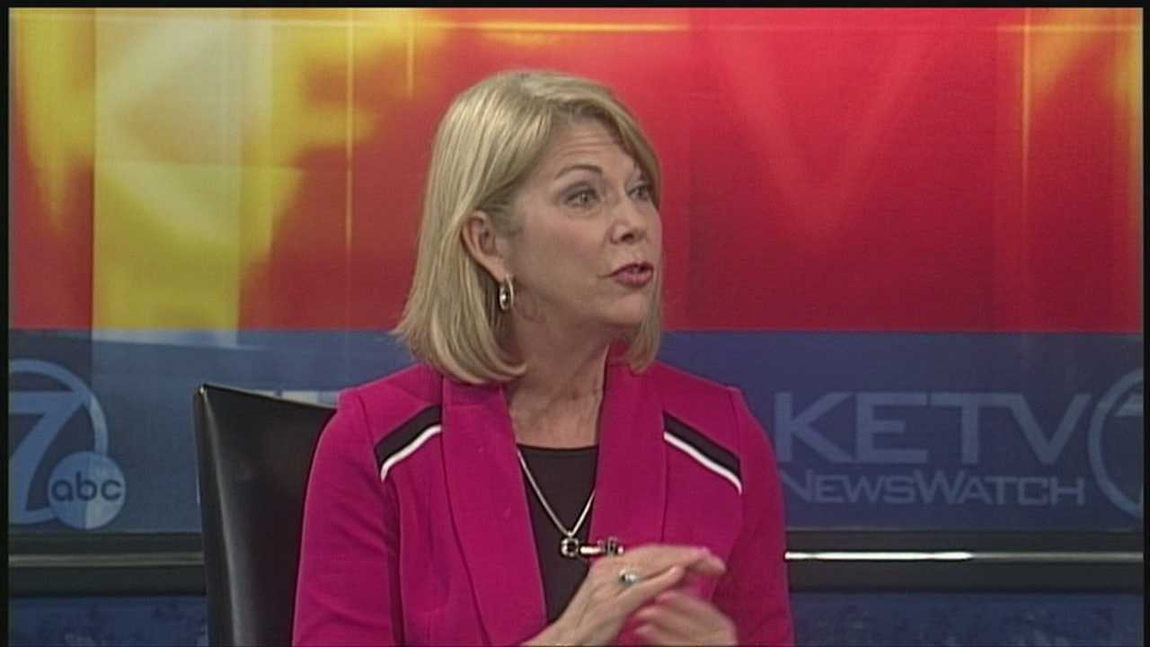 Jean Stothert spoke exclusively to KETV NewsWatch 7 about the message she is sending to current or potential department leaders.
