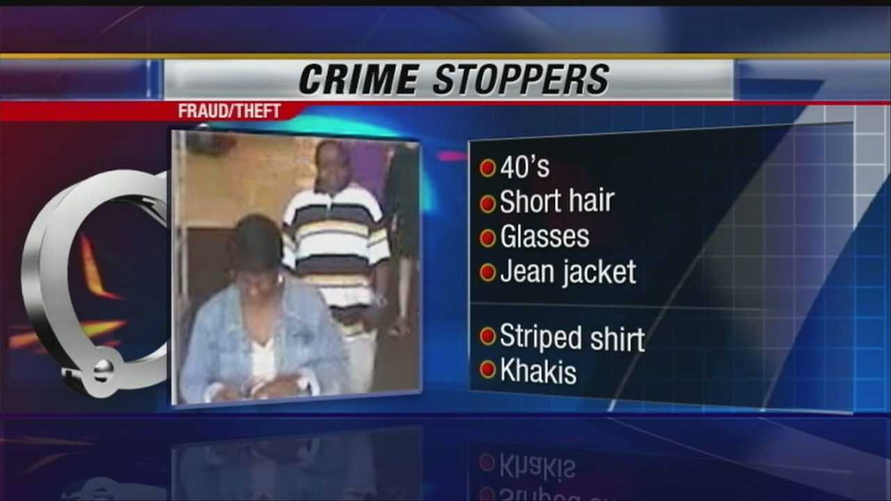 Police said a 91-year-old woman was robbed at Kohls and thieves bought thousands worth of electronics with her credit cards.
