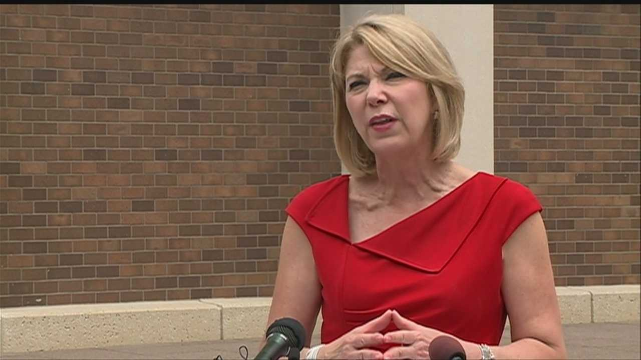 On her second day on the job, Mayor Jean Stothert said no city department heads will talk to news media without talking to her or her staff first.