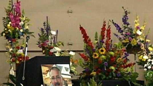 Hanes funeral