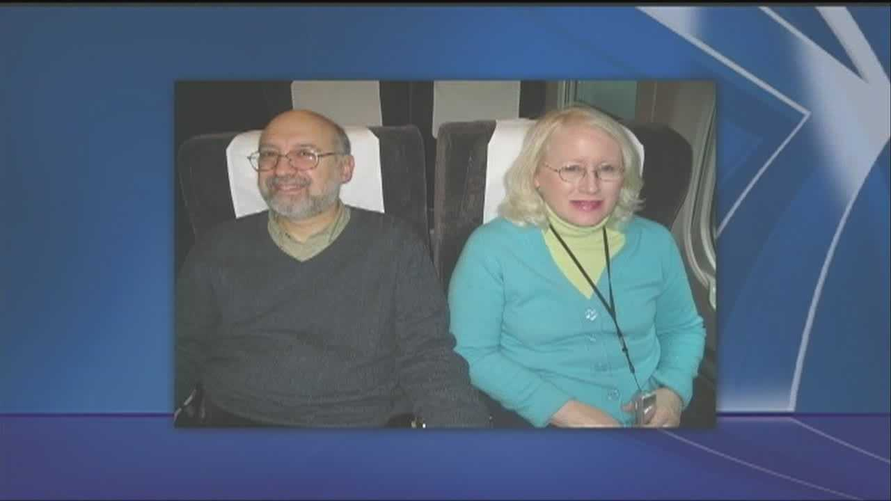A coroner's report obtained by KETV NewsWatch 7 lists the causes of death for a Creighton University professor and his wife, who were both found dead in their home last month.