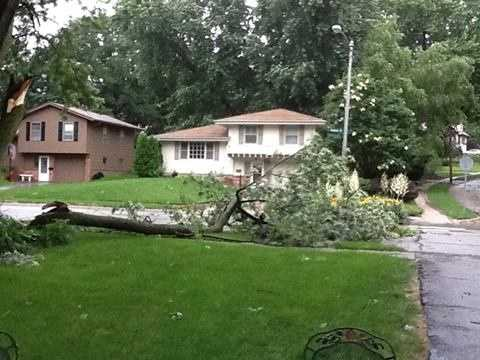 90th and Meadow Drive