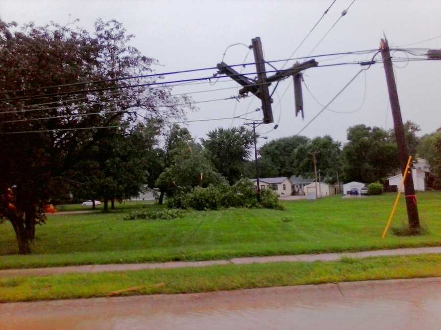 84th and Papillion Parkway in Conoco Park