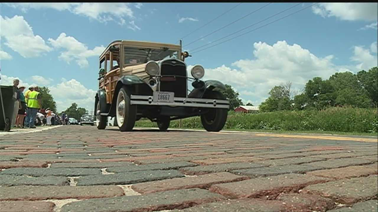 The Old Lincoln Highway, the United States' first transcontinental roadway, is marking 100 years as part of the Nebraska landscape.