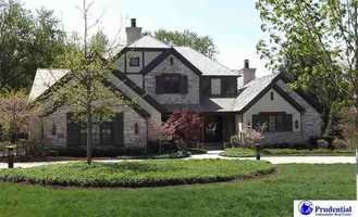 This 4-bedroom, 7-bath home just south of 90th and Dodge will run you $3.25 million.  See the full listing on REALTOR.com.