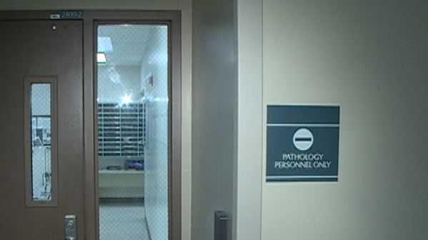 Pathology department