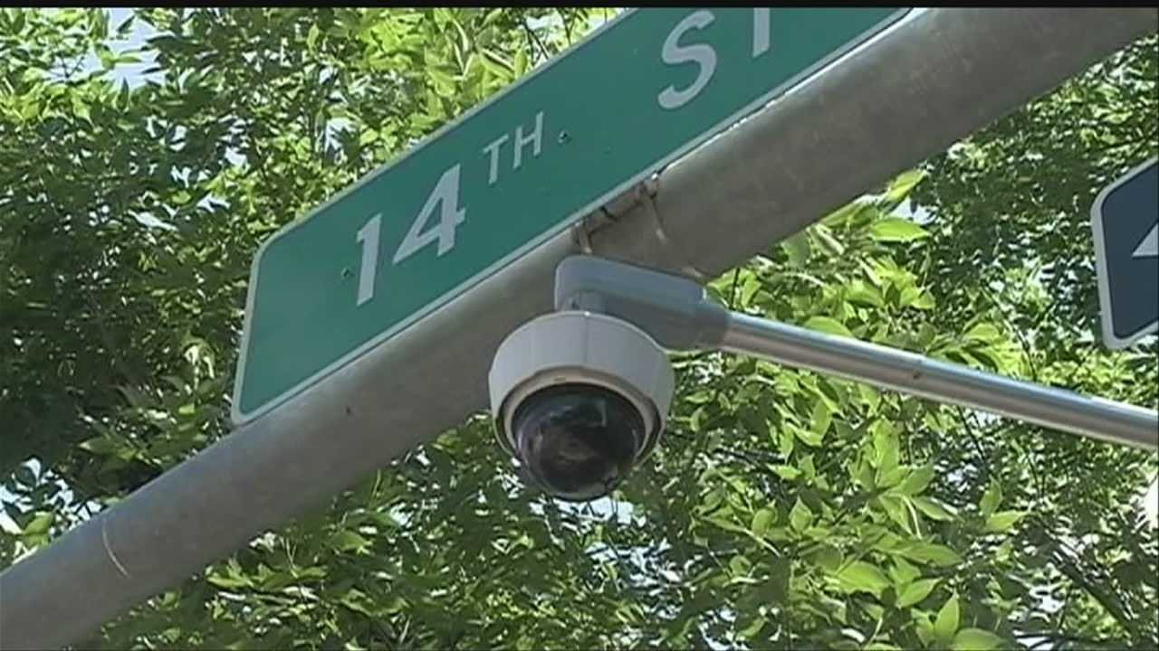 Police said new cameras will help stop fights after bars close in downtown Lincoln, however, some citizens fear the measure is government going too far.