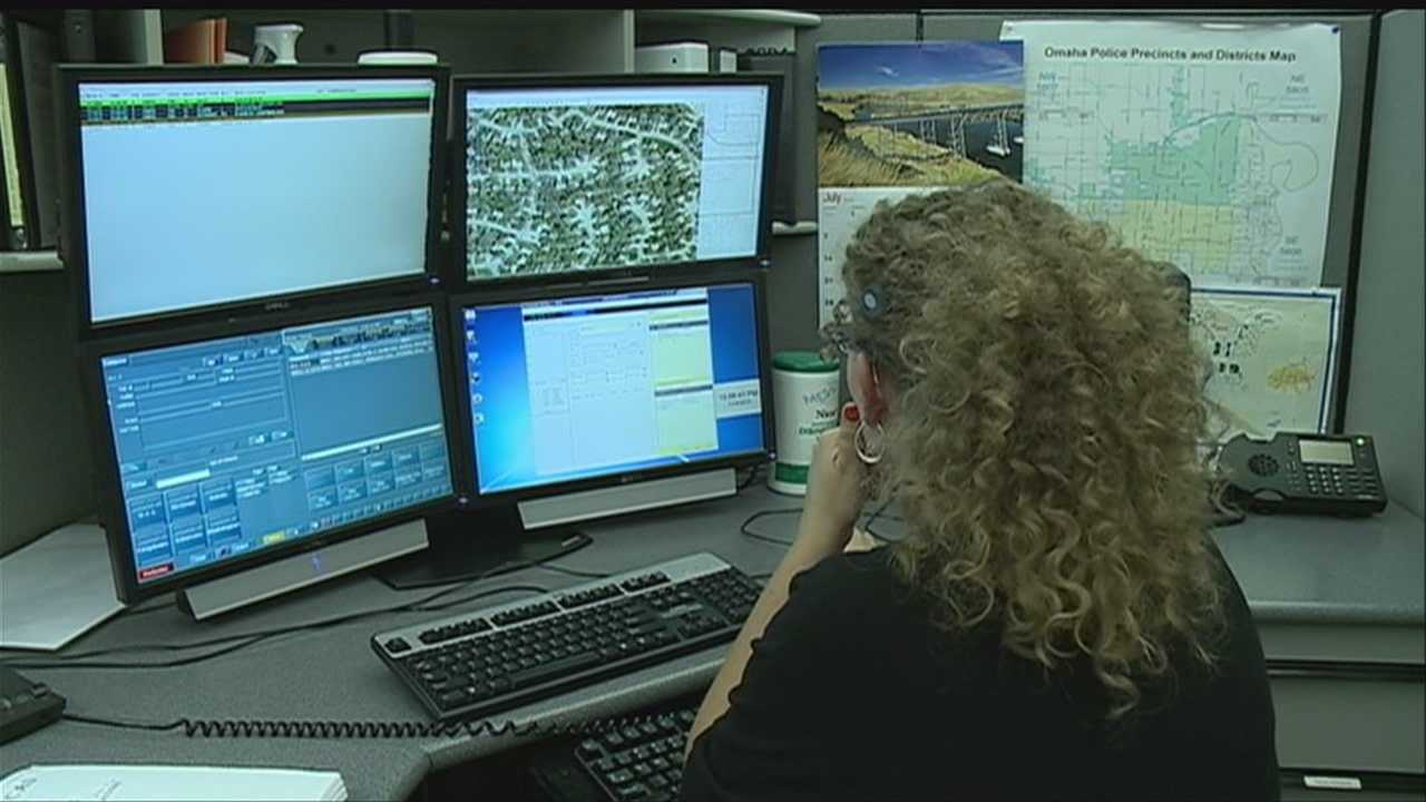 As a part of regional update Douglas county 911 received a new computer system.