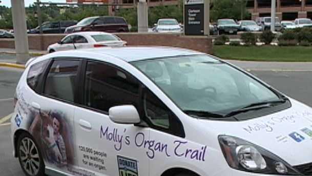 Molly's Organ Trail