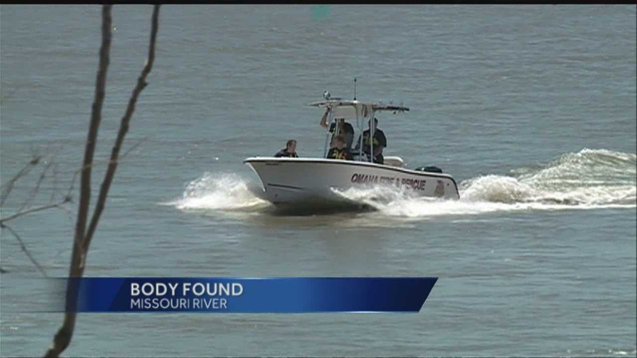 Council Bluffs police and firefighters recovered a man's body from the Missouri River Saturday afternoon.