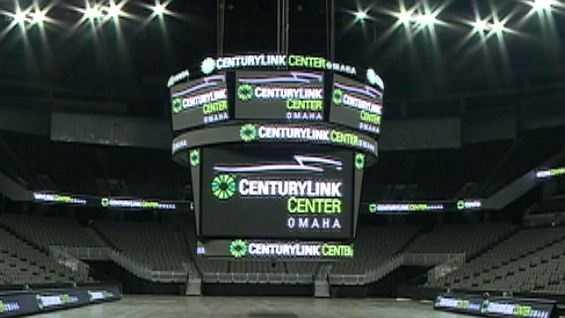 CenturyLink scoreboard