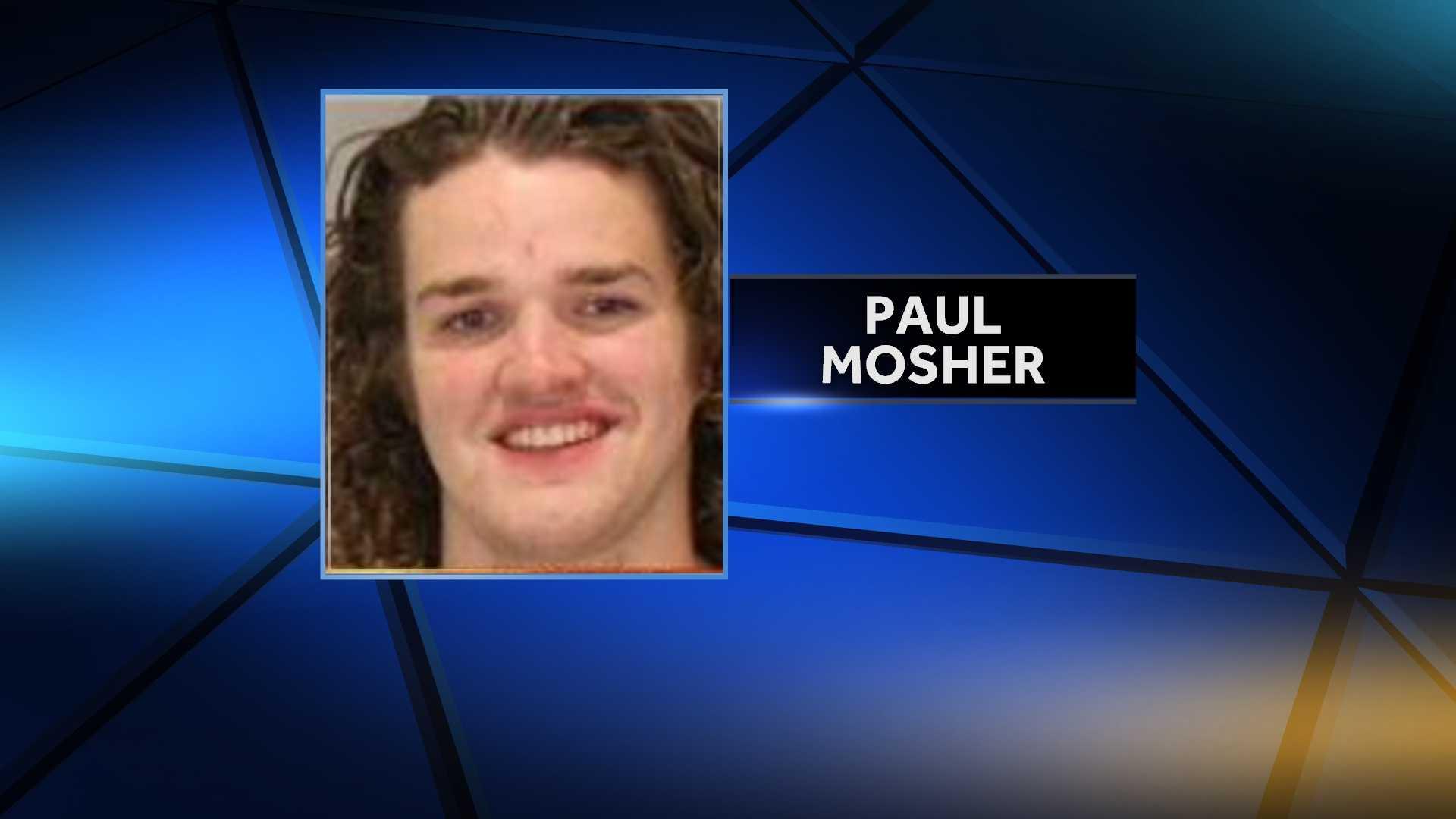 Paul Mosher
