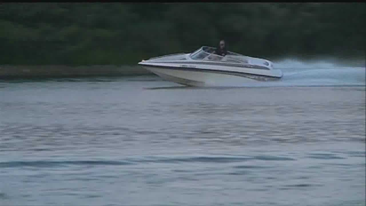 A day at the lake turned tragic in the Fremont area Sunday afternoon when a man drowned.