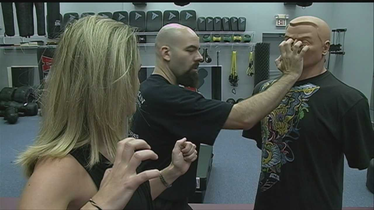 Self-defense instructors said arming oneself with the confidence to physically defend is important.