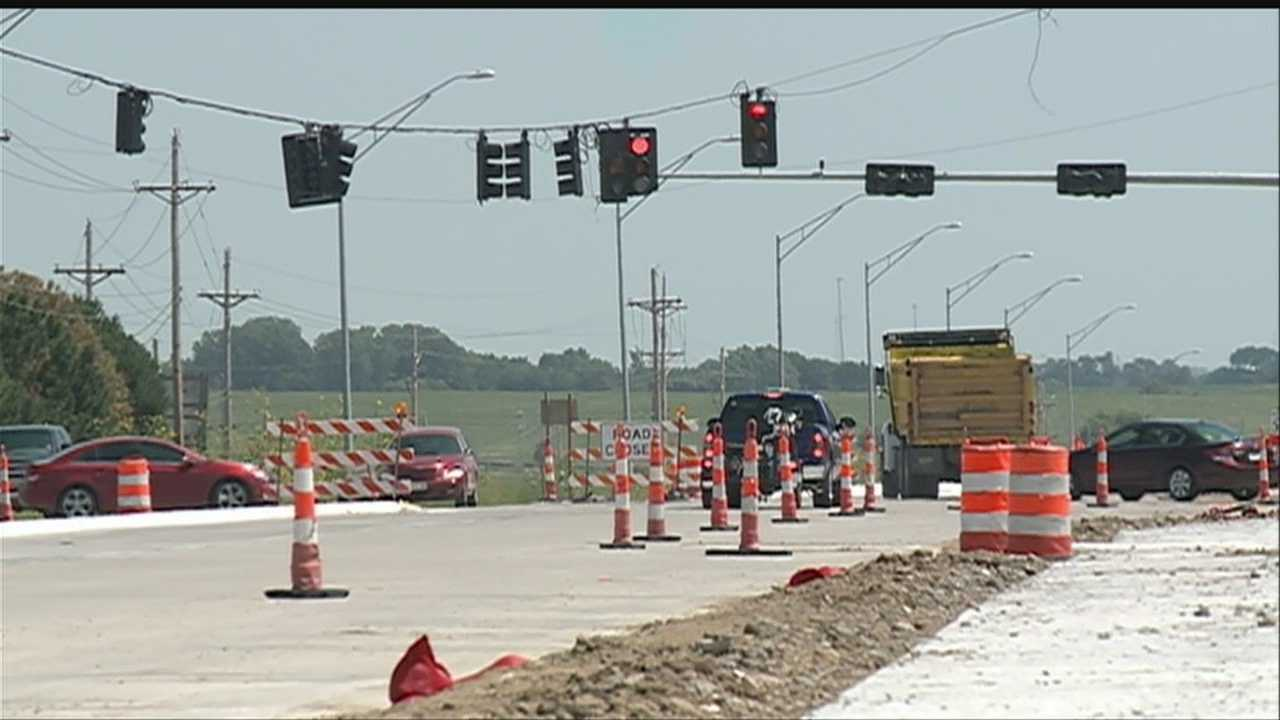 Continuous road construction negatively impacts local business