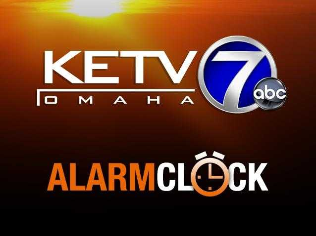 Download it today. Search KETV Clock in your device's app store.  iPhone | Android
