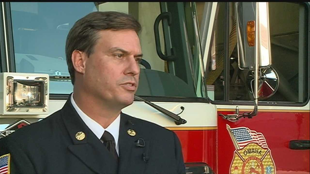 A deadline comes and goes.  Instead of retirement, Omaha's former fire chief is now on paid administrative leave.