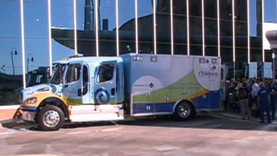 Children's ambulance