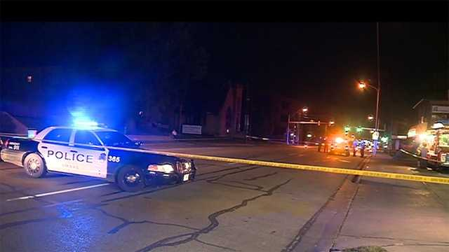 1 injured in hit-and-run