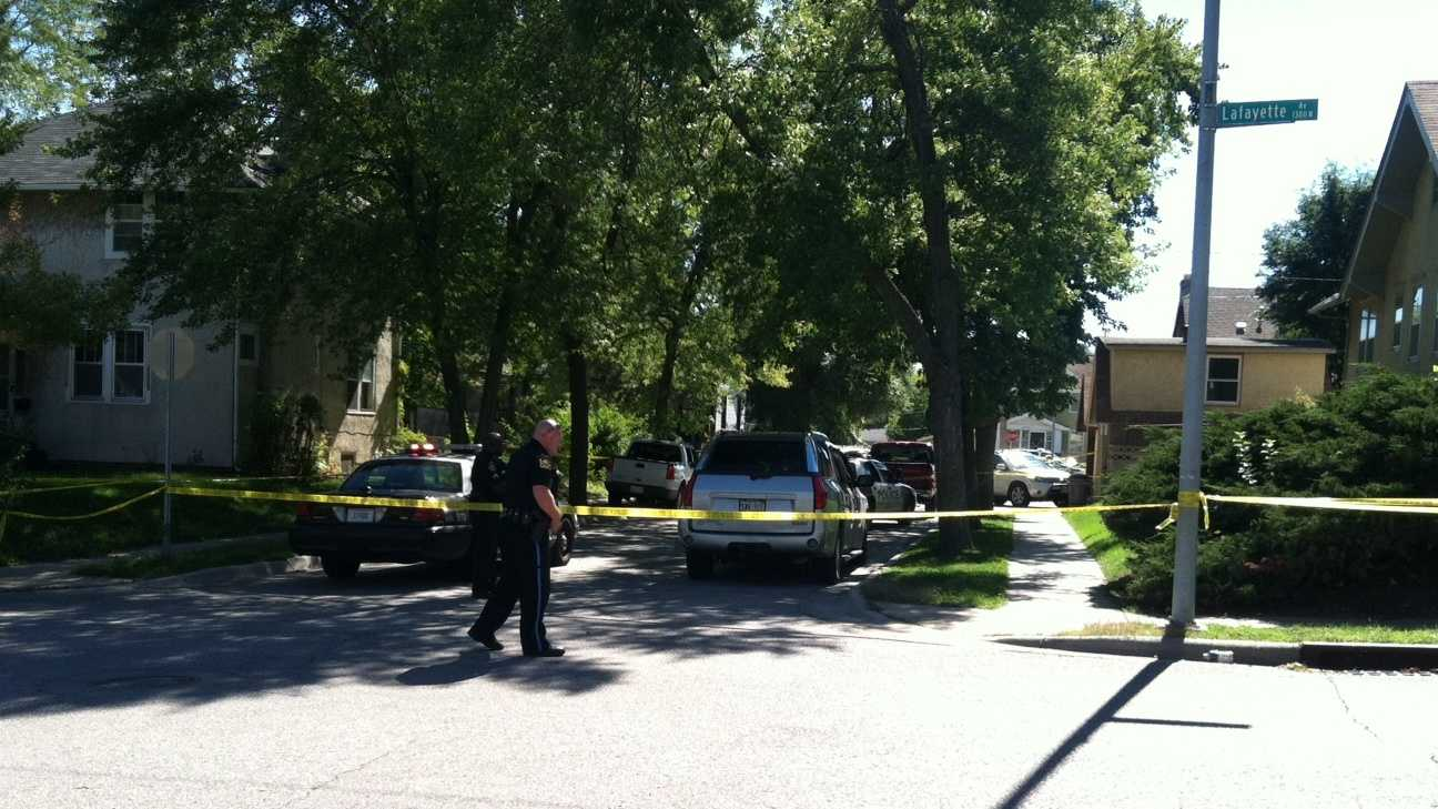 Omaha Police are investigating a shooting near 33rd and Hamilton streets Sunday afternoon.