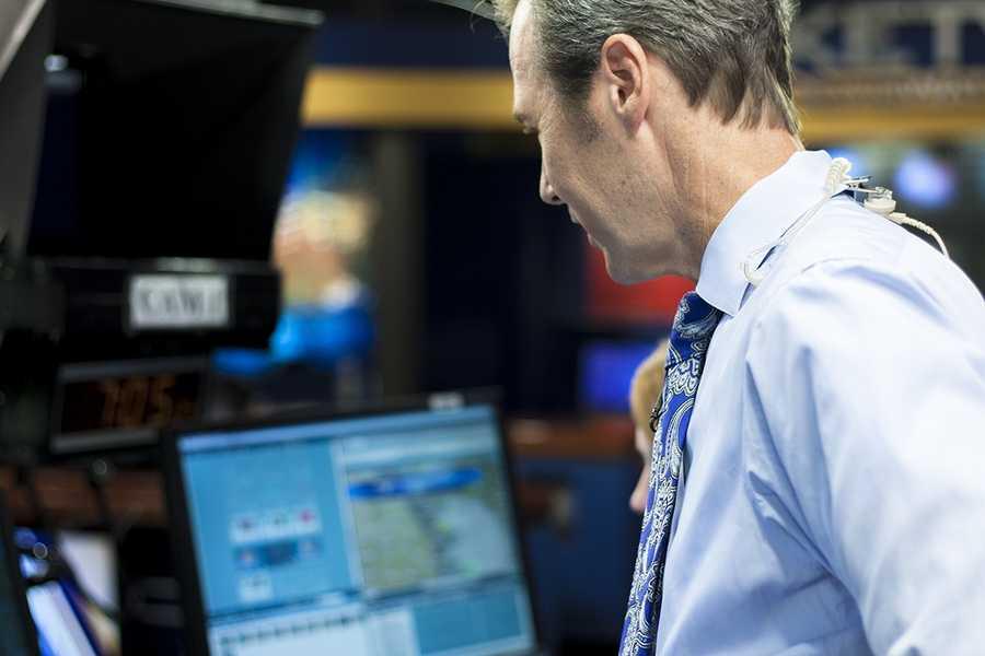 Chief meteorologist Bill Randby