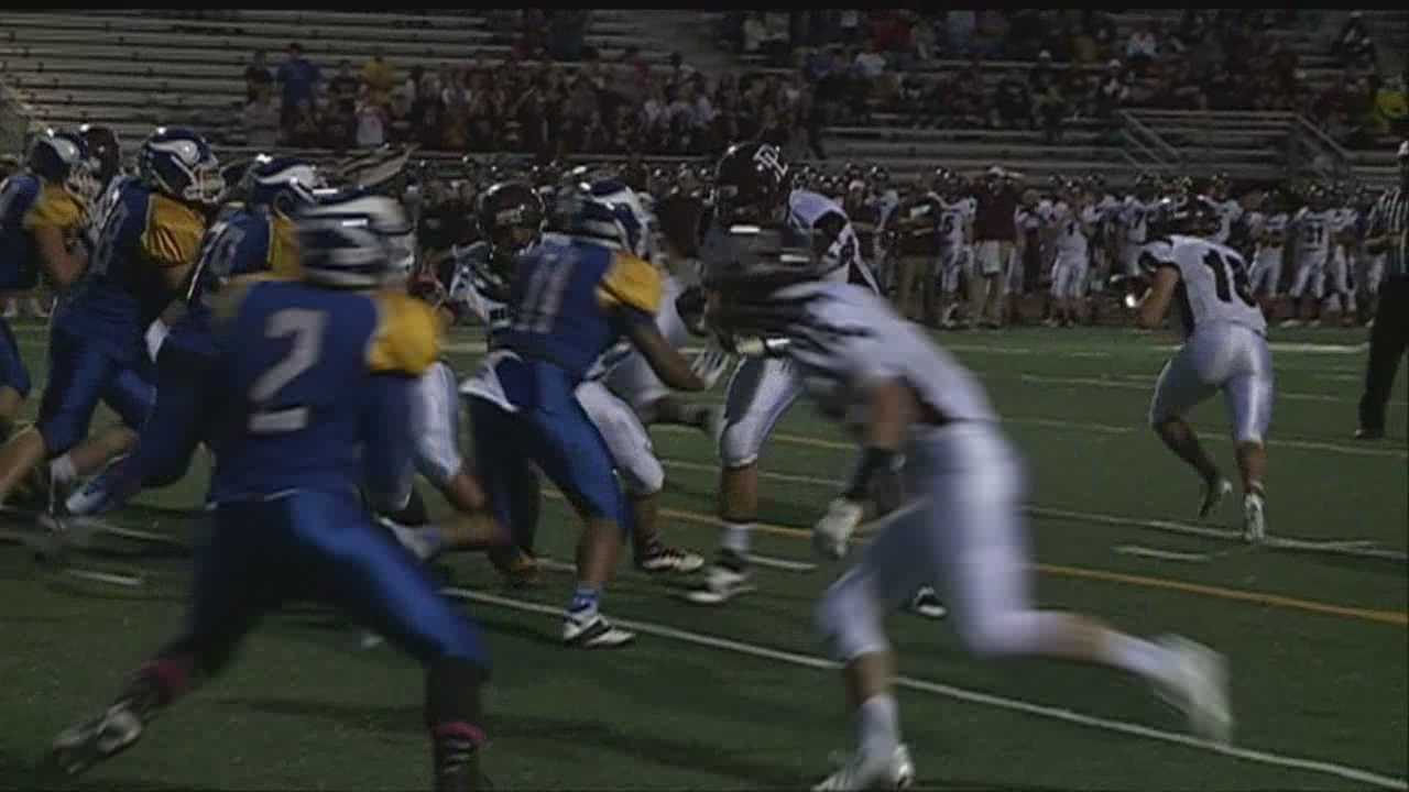 High school game highlights from Oct. 11.
