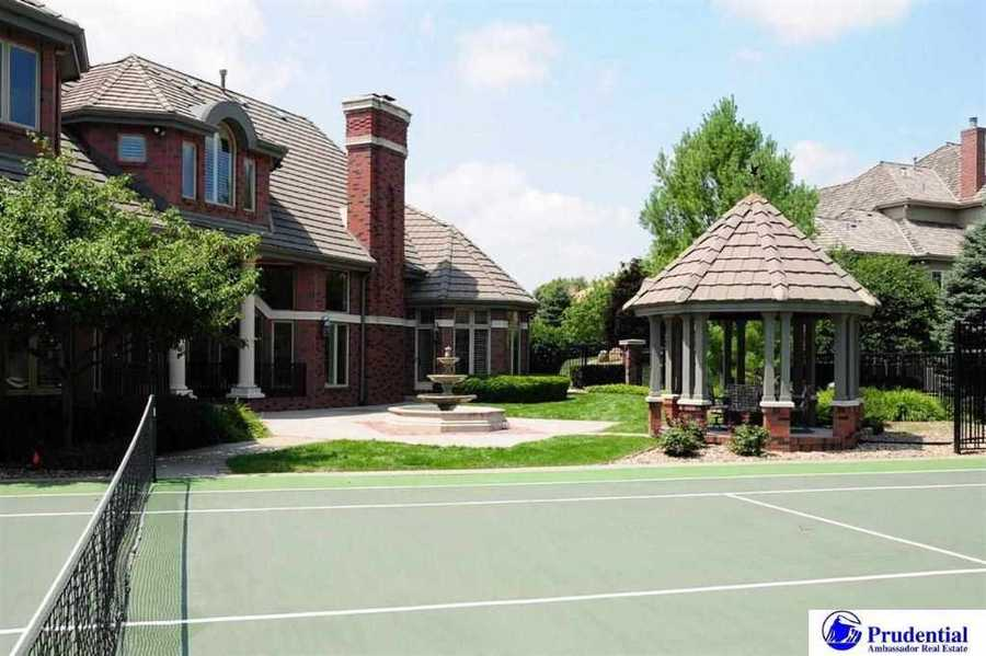 This beautiful west Omaha home features five bedrooms, five bathrooms and is listed for just $1.5 million.See the full listing on REALTOR.com.