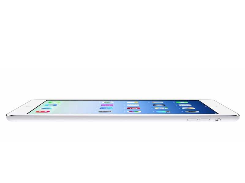 Find out what Apple has to say about the new iPad Air.