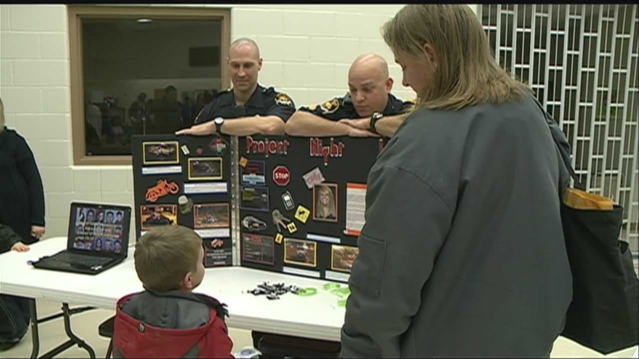 Dozens of parents in Sarpy County learned about ways to help keep teens away from alcohol, drugs and synthetic drugs Tuesday.