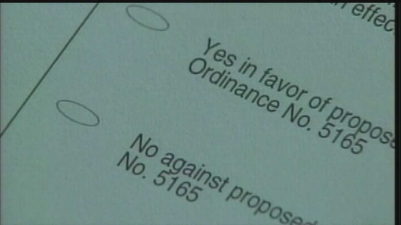 The people of Fremont will now decide in a special election on the repeal of some portions of a controversial law.